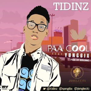 TIDINZ-Paa Cool [Artwork] - Resize edi album 500